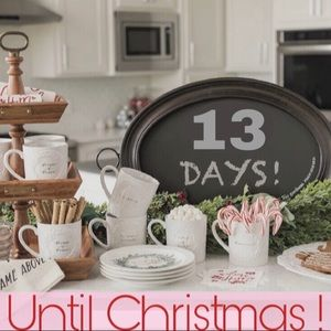 ❤️ 13 DAYS UNTIL CHRISTMAS! 💚